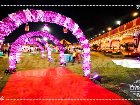 Best Wedding Venues in Gwalior: Vrindavan Garden