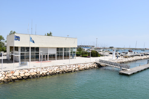 Lagos Marina Reception