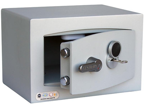 Securikey Mini Vault Gold FR S2 (Vault 0 - Key Lock)