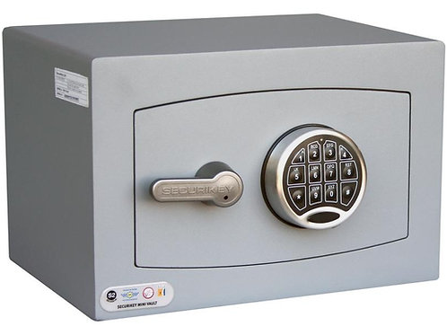 Securikey Mini Vault Silver S2 (Vault 0 - Electronic Lock)