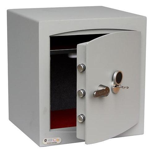 Securikey Mini Vault Silver S2 (Vault 3 - Key Lock)