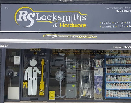 Locksmith | R S Locksmiths | Greater London