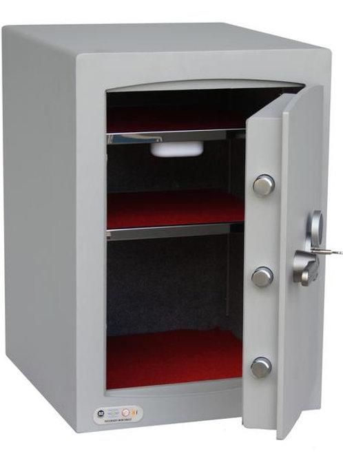 Securikey Mini Vault Silver S2 (Vault 2 - Key Lock)