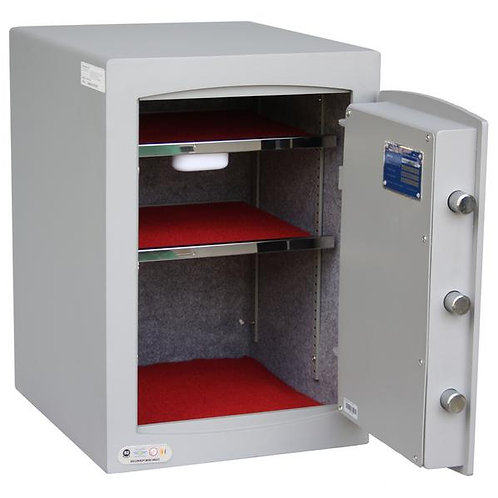 Securikey Mini Vault Silver S2 (Vault 2 - Electronic Lock)