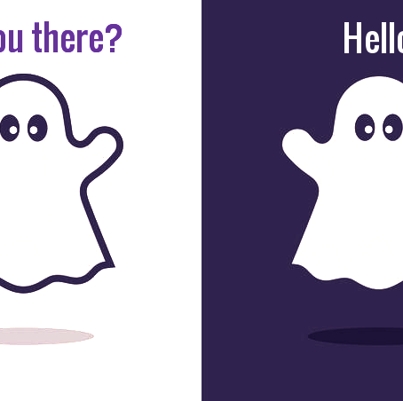 The Worst Response is No Response: 'Ghosting' is a Real Problem for Businesses Today