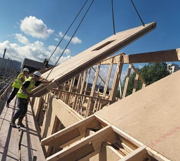 5 reasons to build with a timber frame kit system.