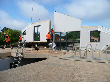 The benefits of offsite construction