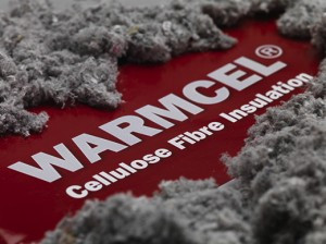 Warmcell Cellulose Insulation