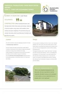 Thurlestone Code 5 Development: Guidance Pamphlet