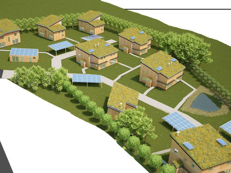 Community Led Housing – What is it, how does it work, and why is it important?