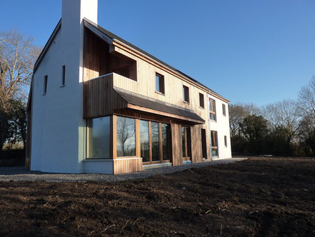 How to Build a Passivhaus 2 weeks – Passive Kit Home Build package