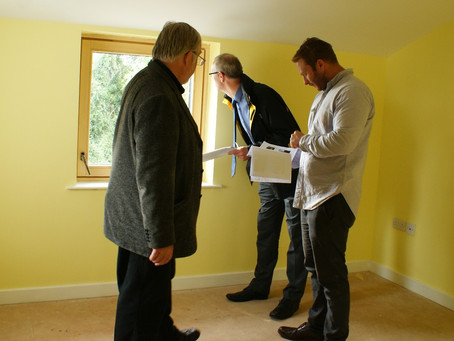 Open Day at Thurlestone Sustainable Social Housing