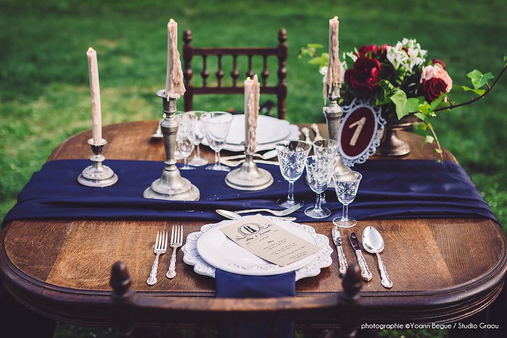 Mariage alternatif, décoration, scénographie, mariage atypique