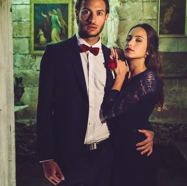 Wedding theme Adams Family -  mariage original et atypique