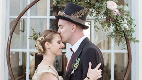 Organiser un mariage steampunk