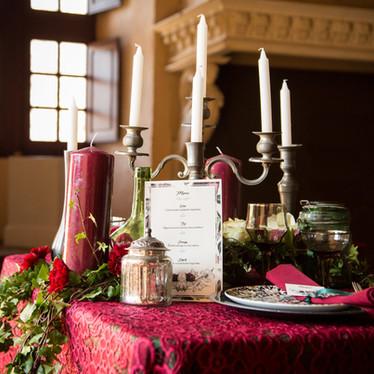 Décoration de mariage original - mariage steampunk - mariage alternatif