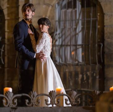 Mariage original et romantique avec wedding planner