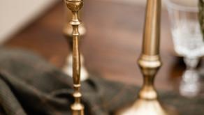 7 idées de décoration de table de mariage original et rock