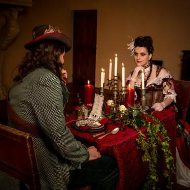 Mariage original - mariage alternatif - mariage steampunk