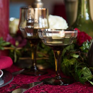 Décoration mariage steampunk