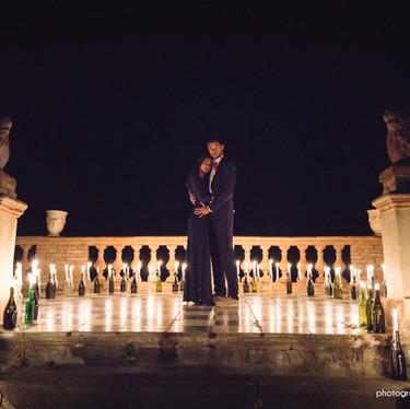 Wedding theme Adams Family - mariage alternatif et original