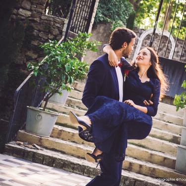 Wedding theme Adams Family - mariage dans un château