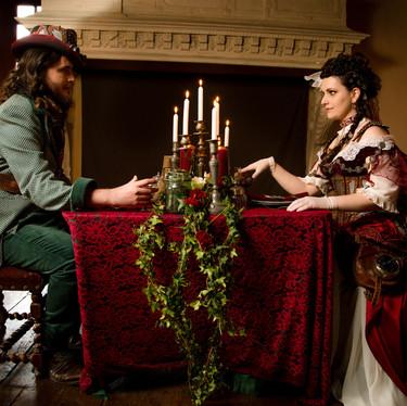 Mariage steampunk - mariage original - mariage atypique - atypical wedding