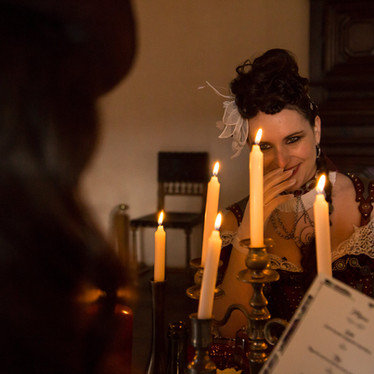 Mariée steampunk - steampunk bridal - mariage original