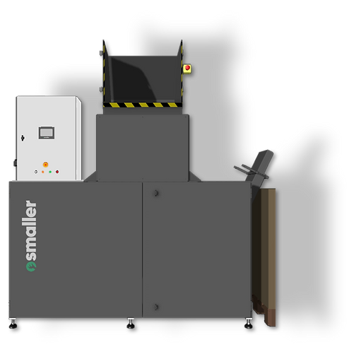 Smaller Pack - Broyeur Compacteur