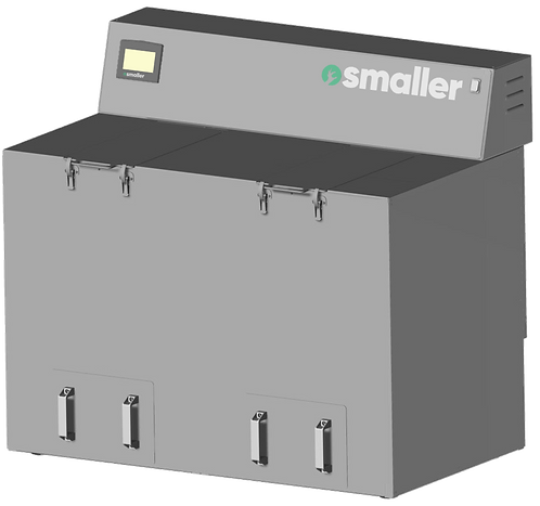Smaller Kitchen - Déshydrateur Double 35 kg