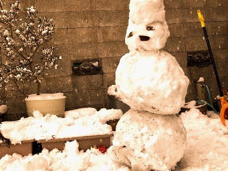 Snowman says...