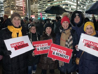 Impeach & Remove Rally, 12/17/19