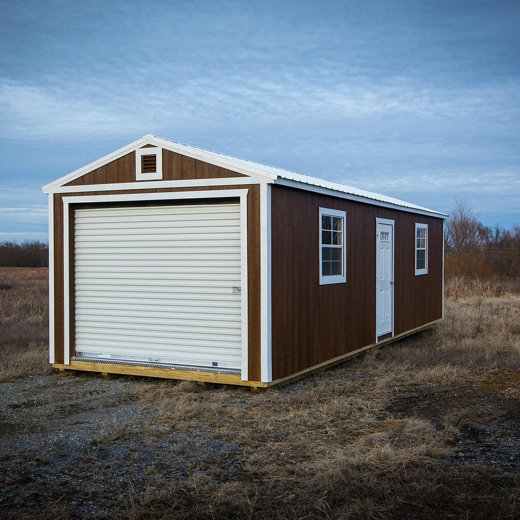 Premier Portable Buildings | Our Models