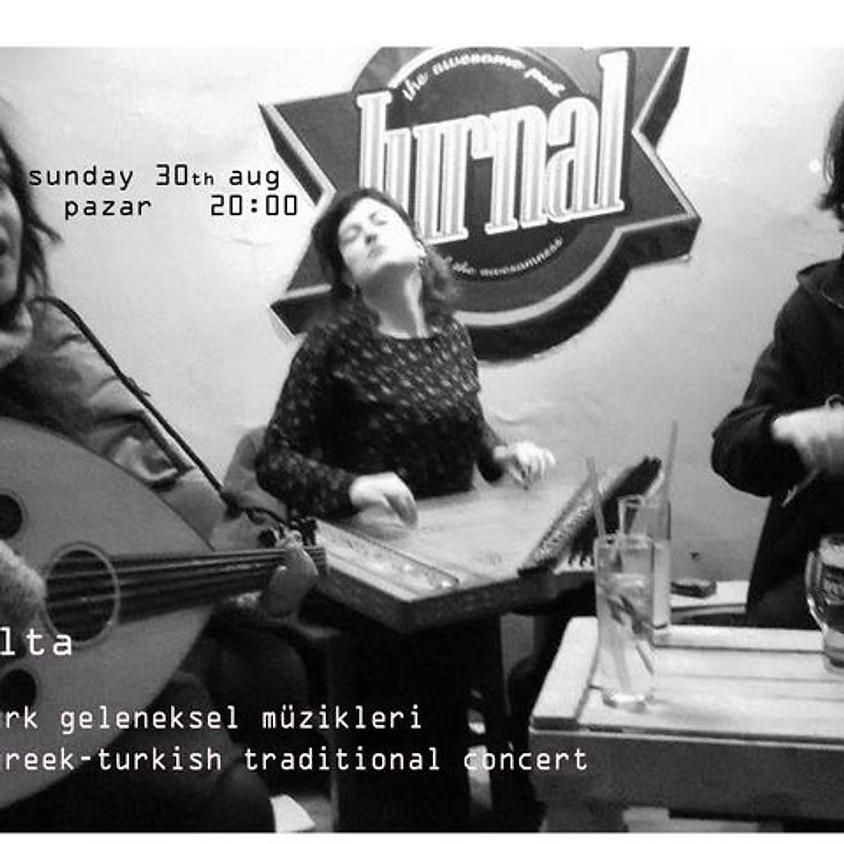 ta palta ,greek-turkish traditional concert