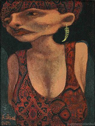 Ammar Asali - Untitled
