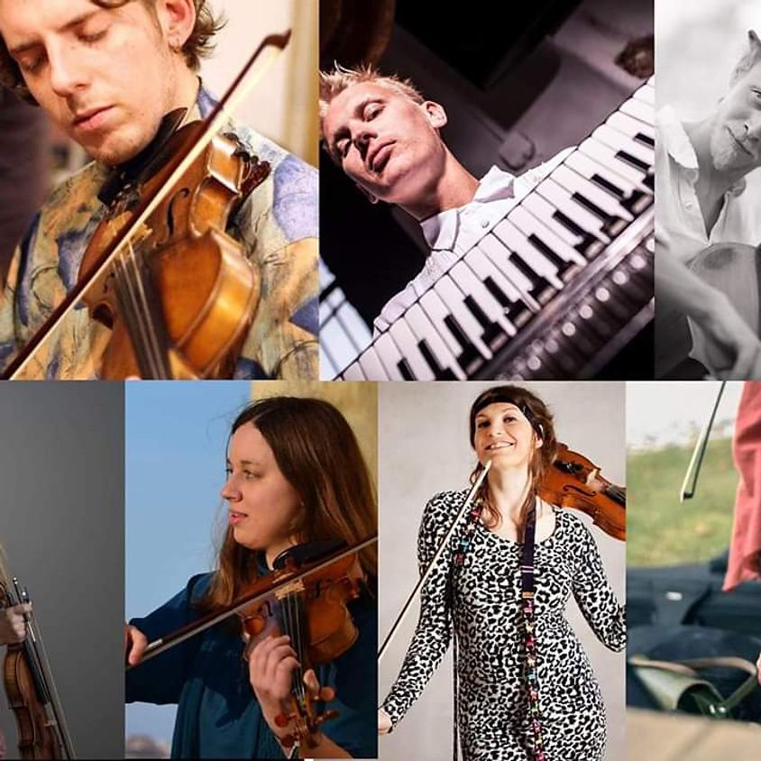 Pan-European Folk Concert