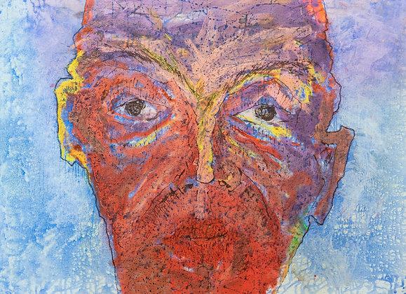 Ali Omar - Portrait
