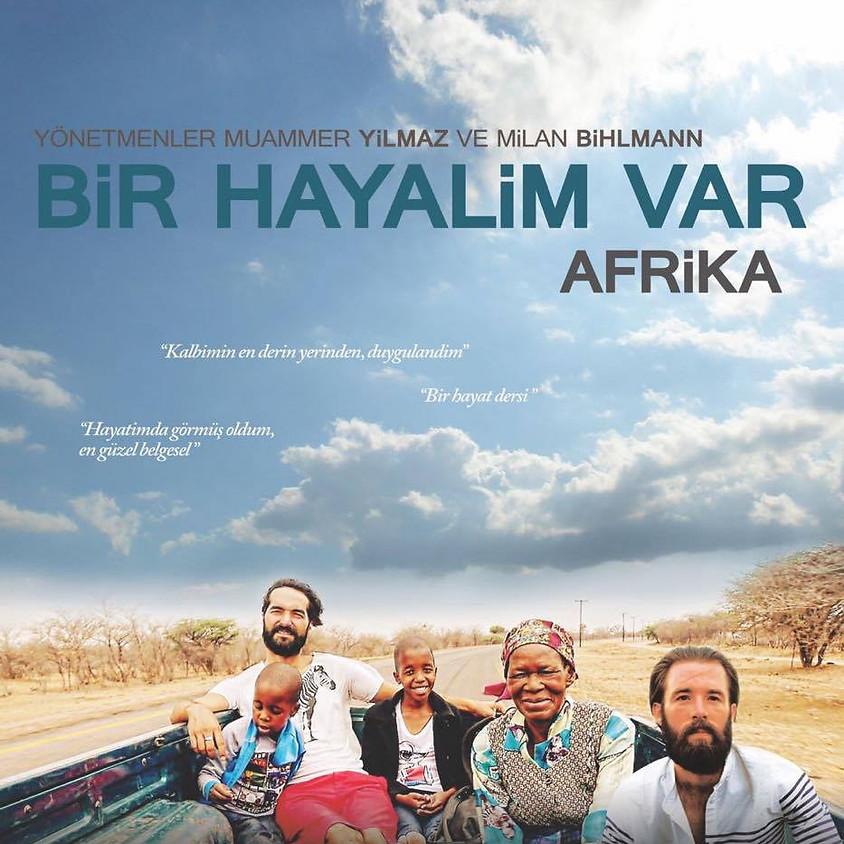 Documentary film Muammer Yılmaz - I Have A Dream Africa