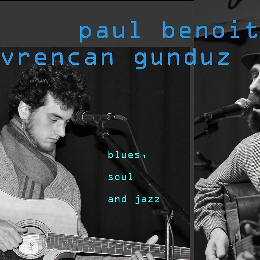 blues, soul and Jazz concert