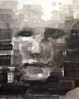 Imad Habbab - Untitled
