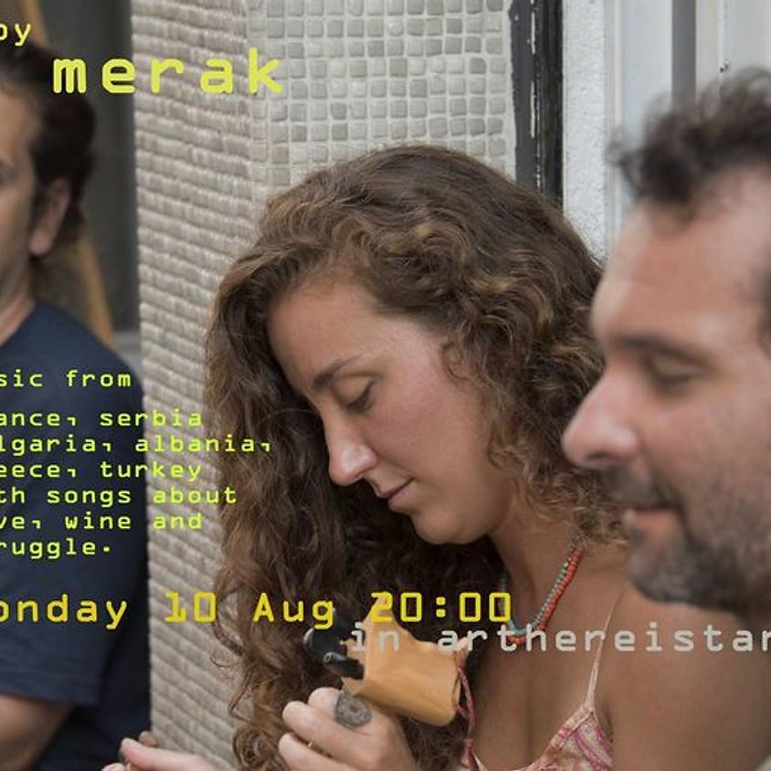 Concert by Trio Merak