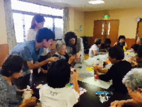 【きょういく基地NEWS⑦ 学生ボランティアが来てくれました!】