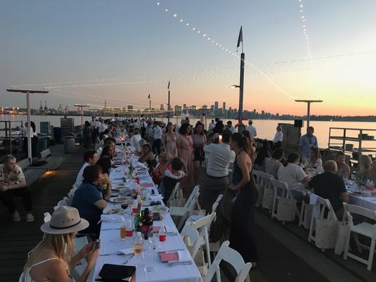 Dinner On The Pier 2018
