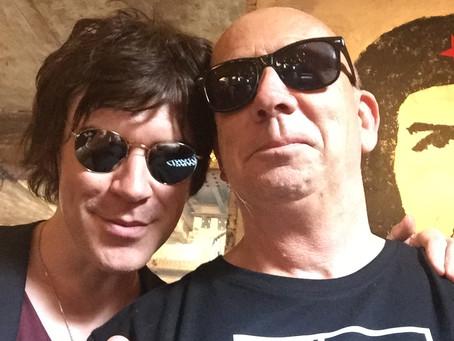 Fantastic day at Camden Rocks Festival, London!