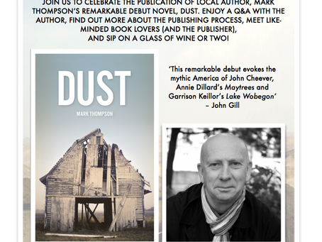 Waterstones York 27th Sept. All welcome!