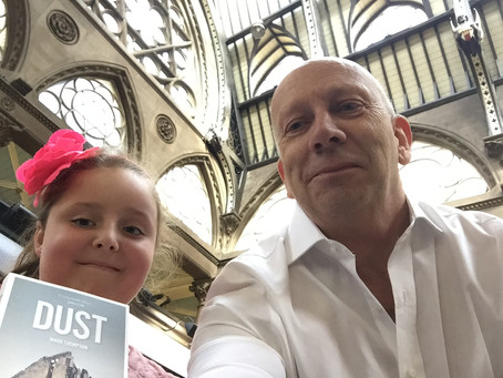 More lovely photos from Waterstones Bradford Sat. 16th Sept. 2017