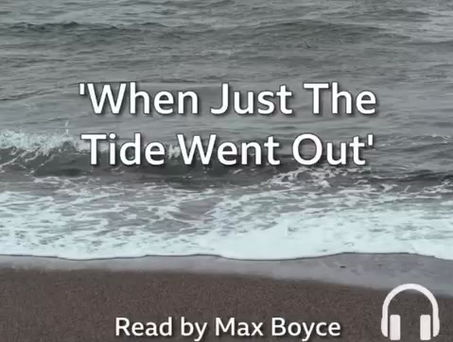 A beautiful poem by Max Boyce... such wonderful words for these times...