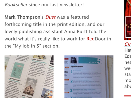 Red Door News - the best little publishing company on Earth!