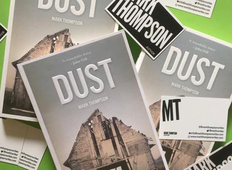 POSTPONED EVENTS - York Writers Allsorts at City Screen Cinema, York & 'Talking Dust' Scarborough.