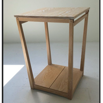 Summer Spritz Auction Preview:Tapered Frame Side Table by Eben Blaney